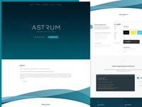 Astrum Marketing Site