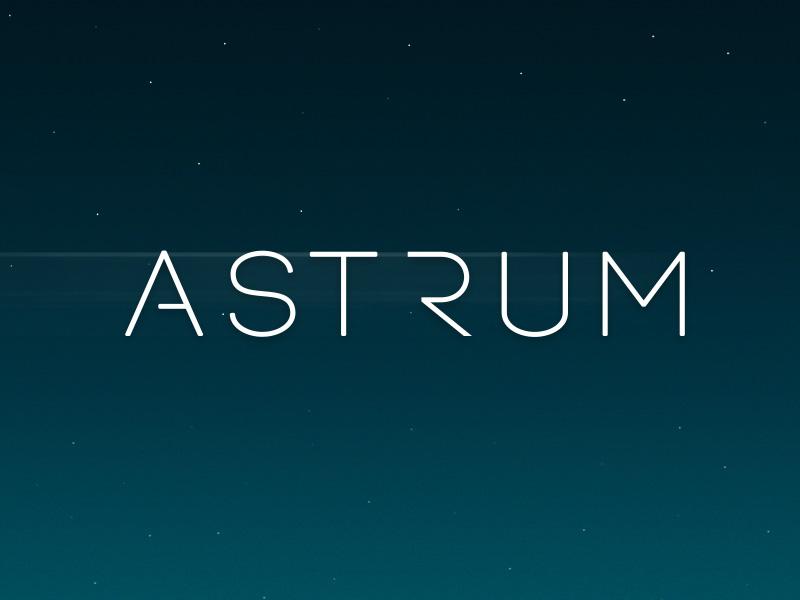 Astrum dribbble