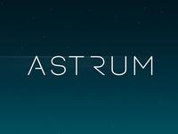 Astrum Logotype