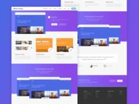 Landing Page Design 🎯