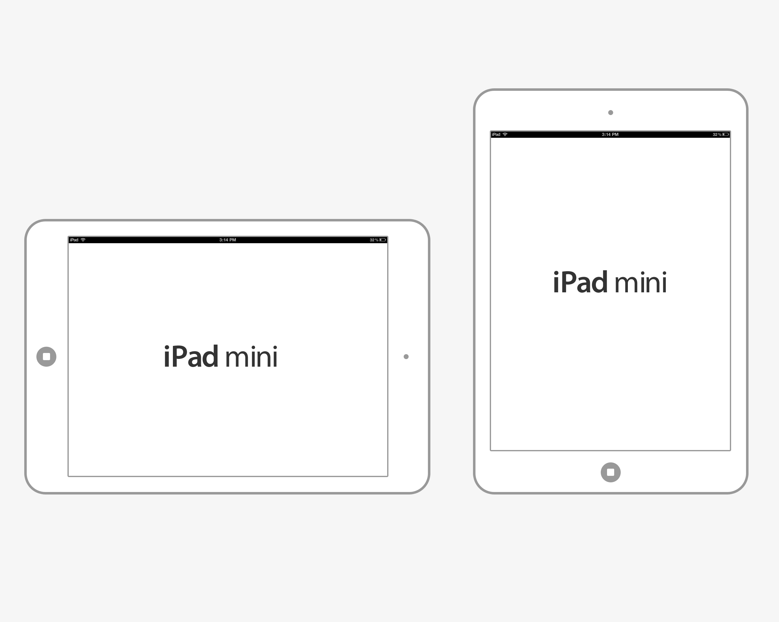 Dribbble Ipadmini Mockup Png By Dan Edwards
