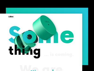 Lidbot.Hero startup branding website design design ux design interface design web webdesign