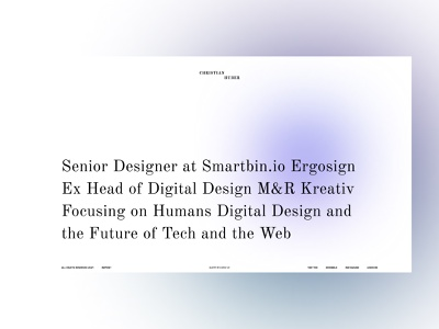 Website Update personal portfolio branding design ux design interface design web webdesign