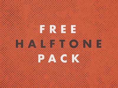 Free Halftone Pack free halftone textures psd retro vintage grunge retrosupply @heydustinlee