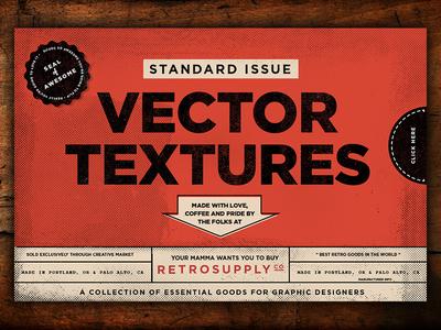 Standard Issue Vector Textures
