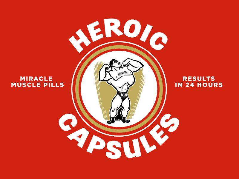 Heroic capsules