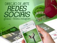 Social Media Kit - Gym & Fitness Instagram