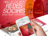 Social Media Kit - Condiments Brand Instagram
