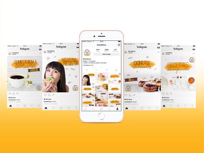 Social Media Kit - Bakery Instagram