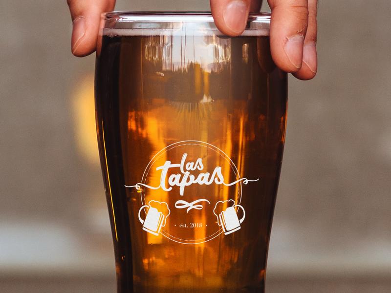 """""""Las Tapas"""" Logo"""