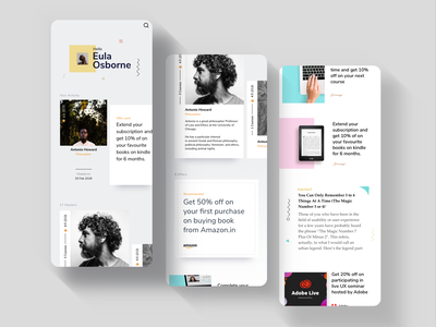 Learning dashboard concept design minimal students education courses learning application ios android ux design app ux ui