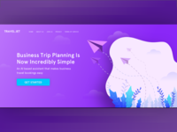 Travel Booking Banner