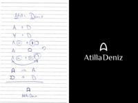 Atilla Deniz - Logo