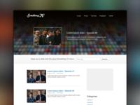 TV Wordpress Theme