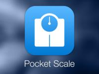 Pocket Scale App Icon