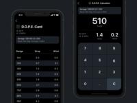 D.O.P.E. iOS App Concept