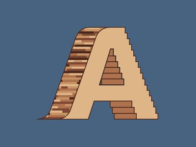 A-Oskate ramp wood a skate