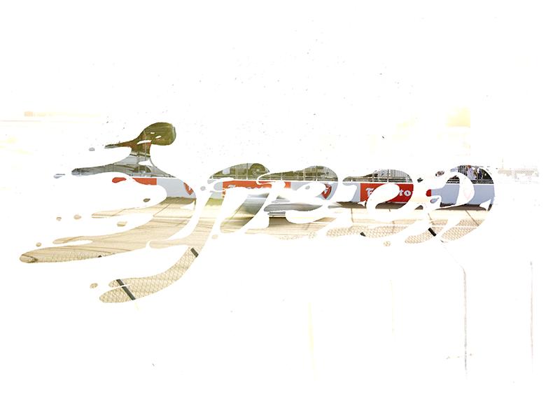 Speed lettering