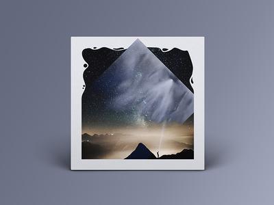 Noon Pacific Single Art electronic space music art single album