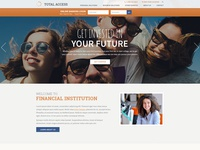 Banking Website Concept