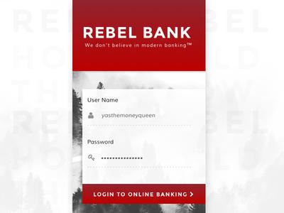 Mobile Banking Login