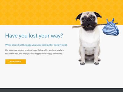 Lost Pug
