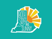 Both Sides Are Sunny