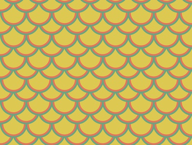Scallop Pattern