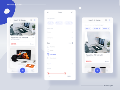 __Avito.ma App 📦 icon flat feed ui app avito filters clean minimal ios mobile application ui design ux design mobile app search uix user interface user interface design user experience ux ui ux