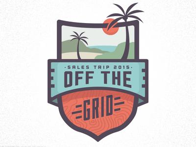 Sales Trip Campaign Logo