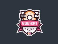 Dunkin Donuts Munchkin Run