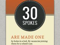 30 Spokes