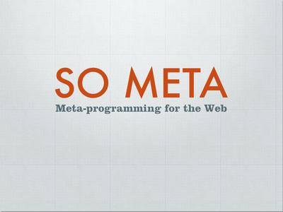So Meta