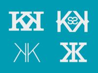 Mirrored Monograms