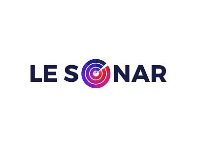 Le Sonar - Logo news radar sonar conflicts media logo