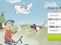 YesPix Homepage