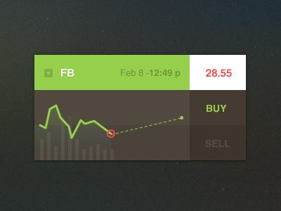 Stocks box stocks app live forecast nyse fb design green box flat