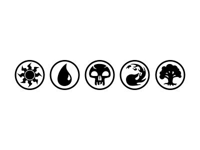 MTG Icons