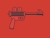 Buck Rogers Ray Gun