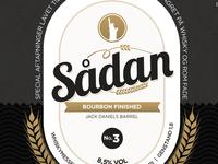 Beer label No. 2