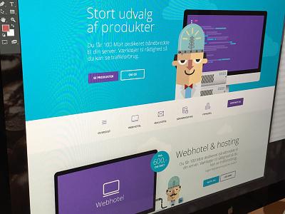 Website design responsive design webdesign