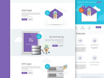 Webdesign responsive flatdesign ux design webdesign