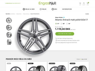 Bling bling mobilcommerce webshop responsive ecommerce cars