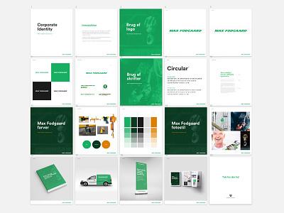 Corporate Identity designmanual design ci corporate identity
