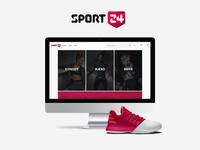 Redesign sport24.dk