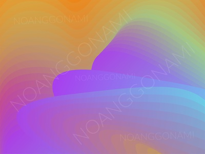 Wavy abstract background vector illustration social media promotions digital products wavy abstract vector ui illustration branding background graphic design design