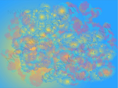 Abstract Vector Background blue explosion blue website social media digital products promotion social media website explosion vector ui illustration graphic design design branding background abstract