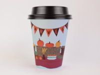 Drip For Drip Cup Mockup