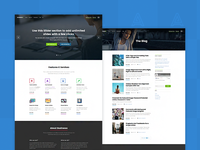 Businessx - A free WordPress theme