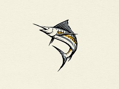 Marlin matchbox island sea mahalo aloha hawaiian florida hawaii fishing gamefish swordfish fish marlin